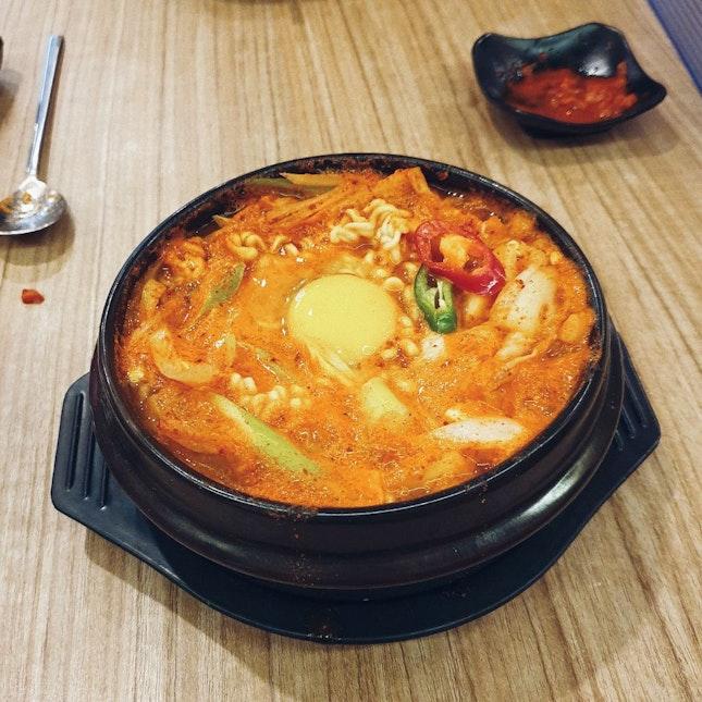 Pork Belly Ramen Soup [$9.90 Lunch]