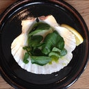 Spring Special: Scallop, Watercress Butter