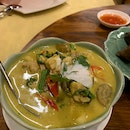 Green Curry Chicken (RM28)