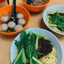 Beef Ball Noodles (RM7)