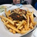 Nasi Lemak Fries (RM8.90)