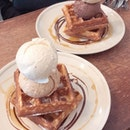 hands-down best waffles in sg!