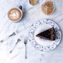 Truffle Chocolate Cake [$9.90] .