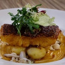 Baked Hoisin Cod fish [$35.90++]- 470.2 kcal (Full Portion) .