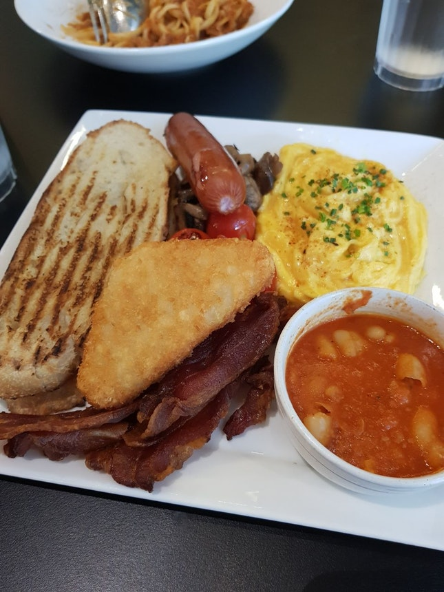 Big Breakfast @ Rookery