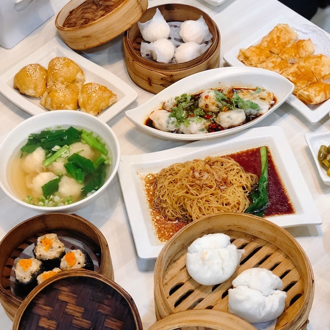 For 1-for-1 Assorted Dim Sum (save up to $6.20)