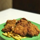 One of the best $10 Chicken Cutlet ever!!
