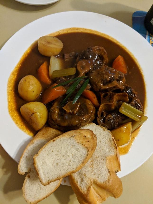 Best Oxtail Stew