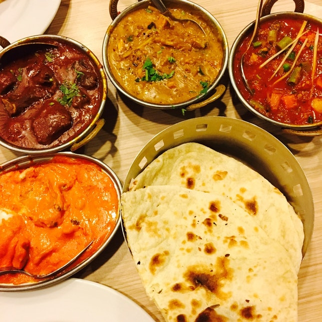 Northern Indian Cuisine