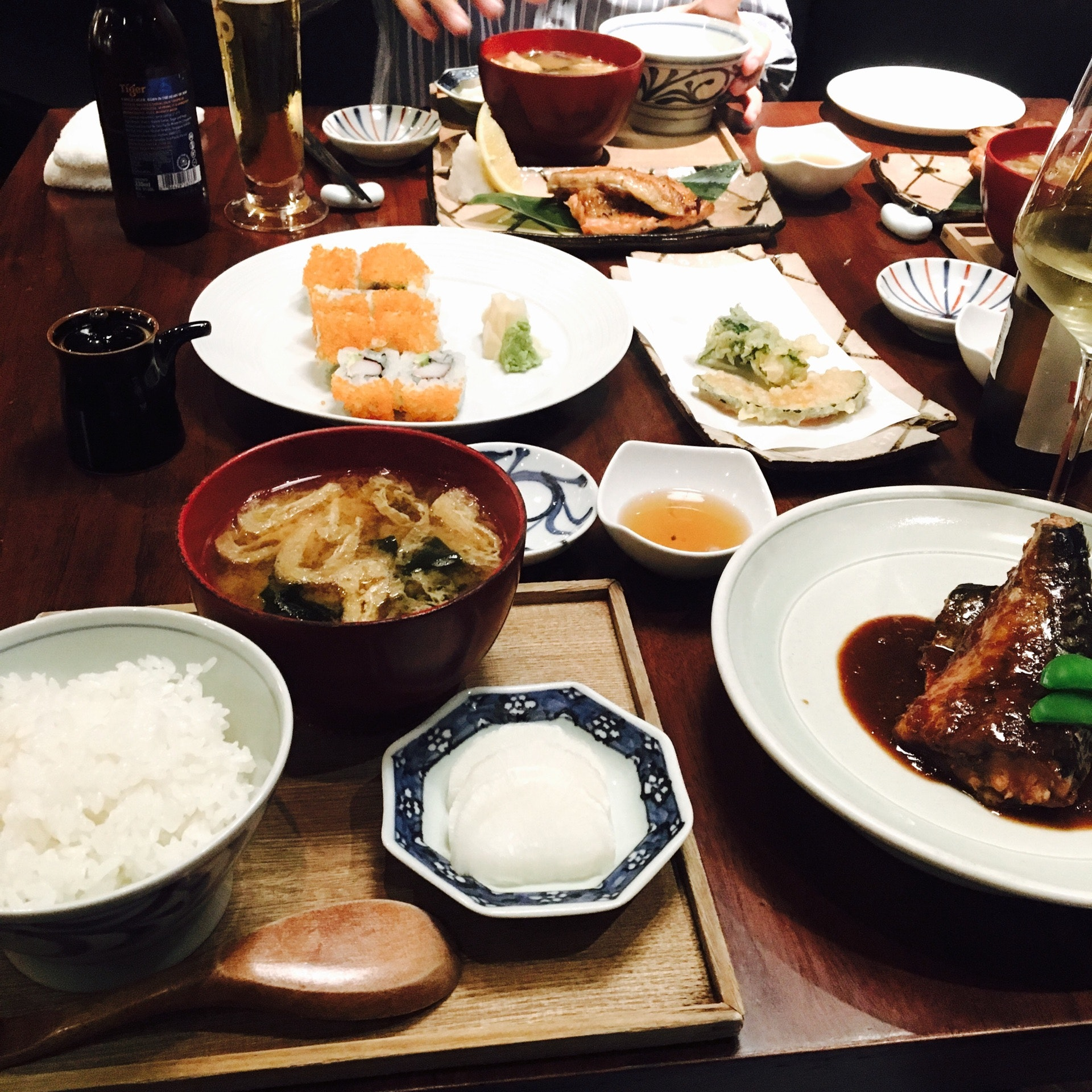 Quality Japanese Food in a Cosy Ambience