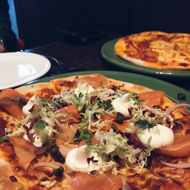 outstanding pizzas
