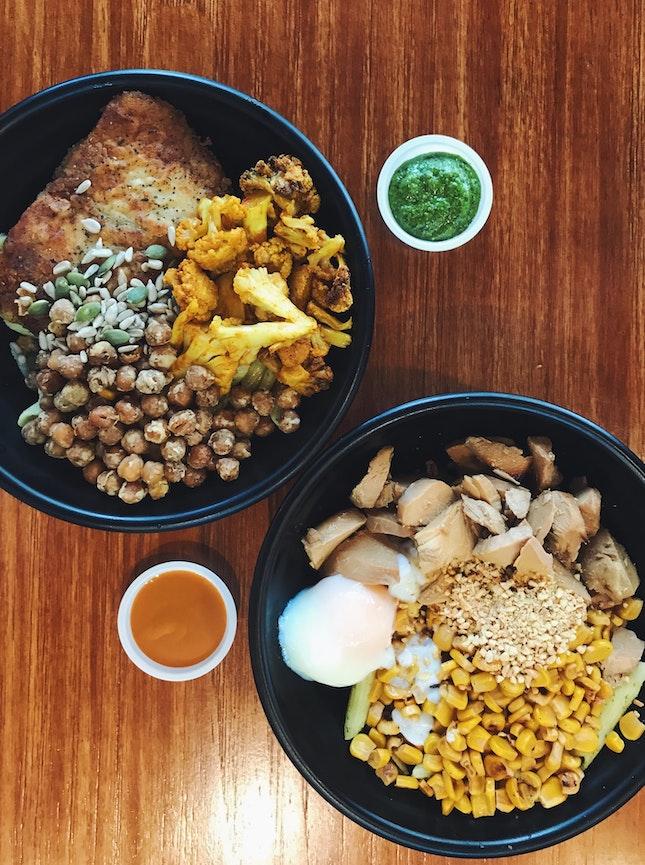 grain bowls 🥙