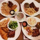 Lunch Set at $26.90++