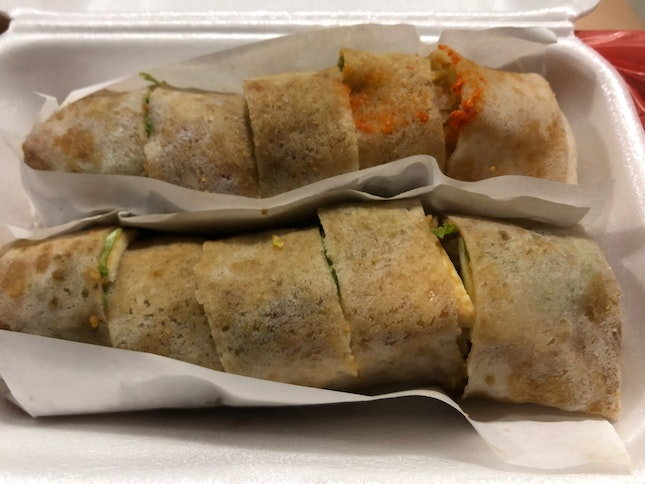 Really Good Popiah At The West