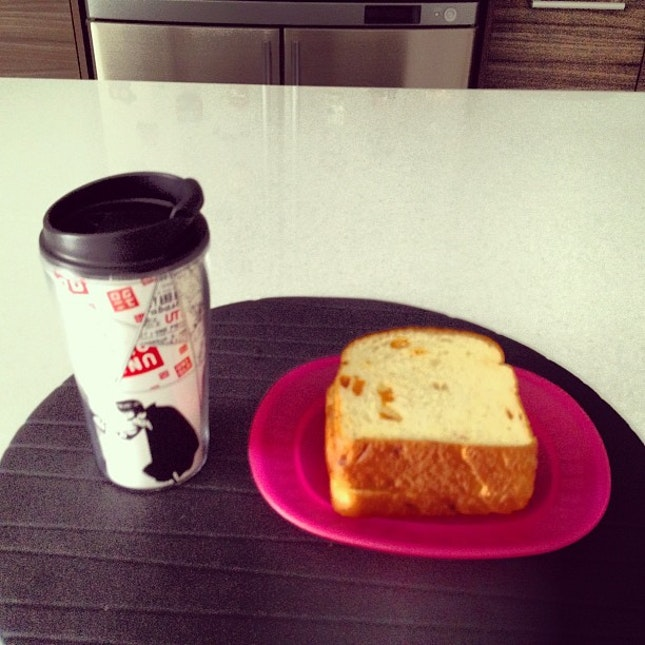Day11. Where I Ate #Breakfast 🍞 #photoadayApril