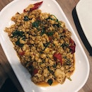 Minced Basil Chicken