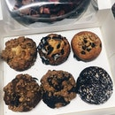 finally tried AJ delights and damn they make some good muffins.