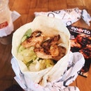 opporto chicken rappa; this wrap way exceed my expectations.