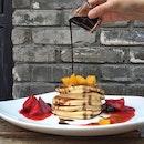 Guinness Pancake
