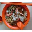 Shun Shun Prawn Noodle 顺顺虾面