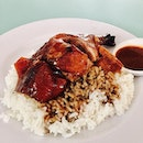 My ❤️ for roast duck rice.