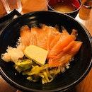 Sashimi for dinner!!
