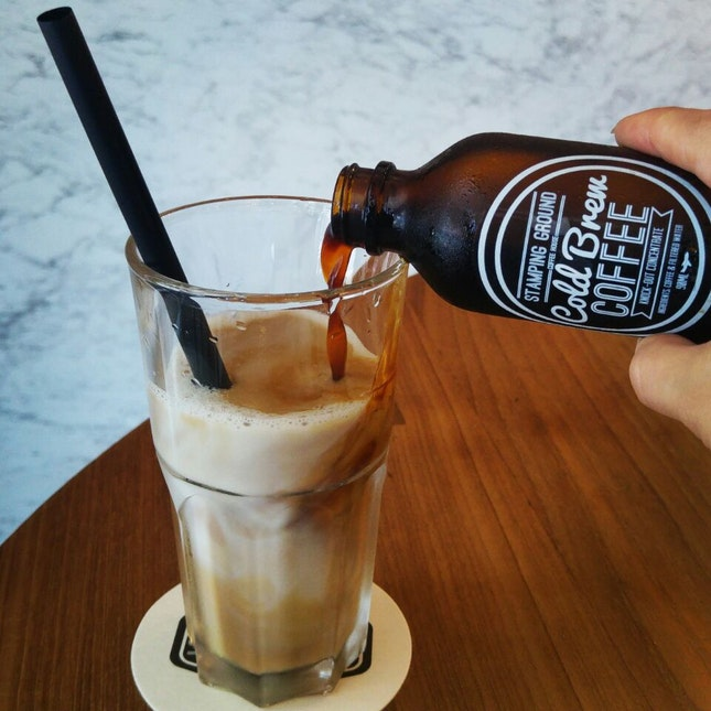 Robust Cold Brew