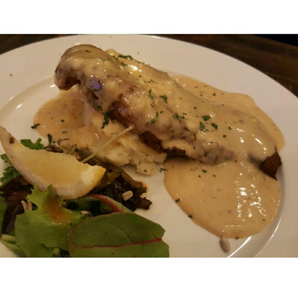 Italian Grilled Fish