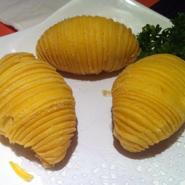 Deep Fried Turnip