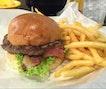 BBQ Bacon Bleu Burger