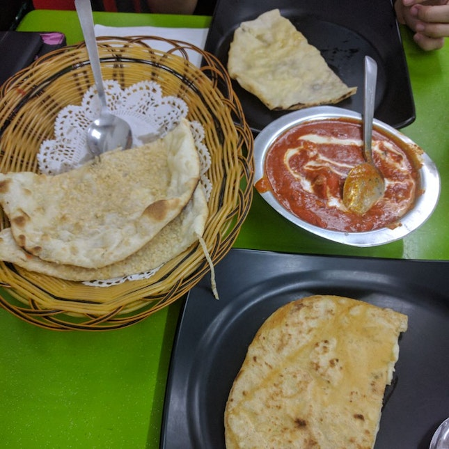 Prata, Naan and Friends