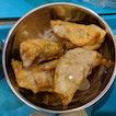 Fried Mandu (Dumplings) [$3.90]