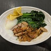Grilled Chicken with Jade Noodles [$5.90]