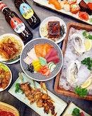 [GIVEAWAY] Beer & Japanese food at Killiney?