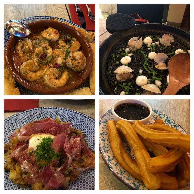 Spanish Food~