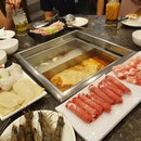 Dinner Buffet ($34.90++)