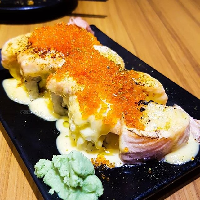 You have to try this SHIOK Maki if you haven't already!