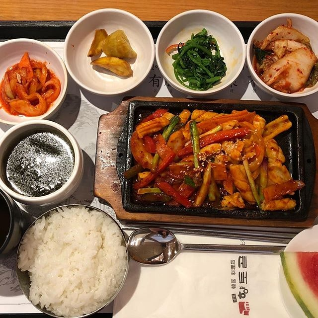 Hyang To Gol Korean Restaurant (Raffles City)