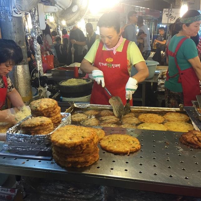 Gwangjang Market mah love