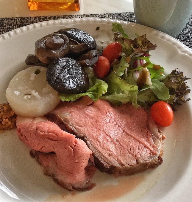 Buffet Lunch (~$45)