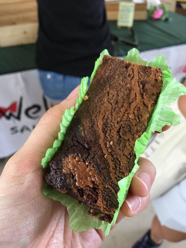 Brownie ($4)