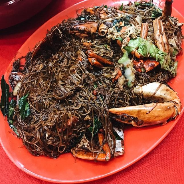Crab Mee Hoon (RM55)