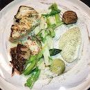 Atlantic Cod (Nordic Kitchen Four-Course Menu, $88)
