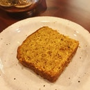 Turmeric Banana Bread ($5)