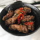 Mr. Chew's Famous Fried Chicken Ribs (RM28)