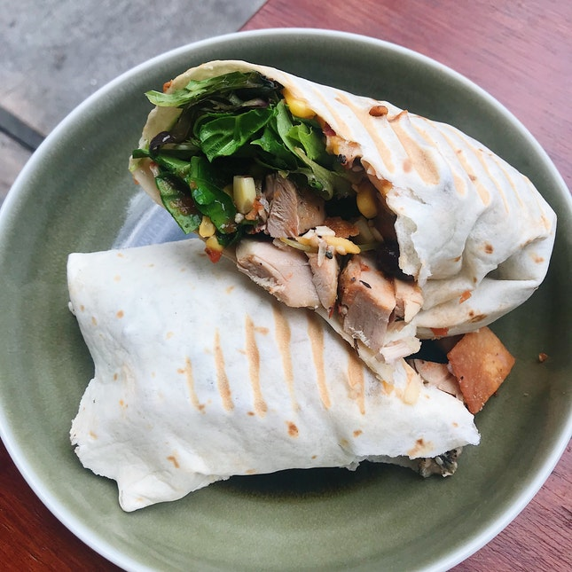 The Muchacho (Wrap, $14)