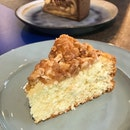 Apple Crumble Butter Cake (RM13.50)