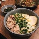 Cold Noodles, Duck & Ponzu (RM35)