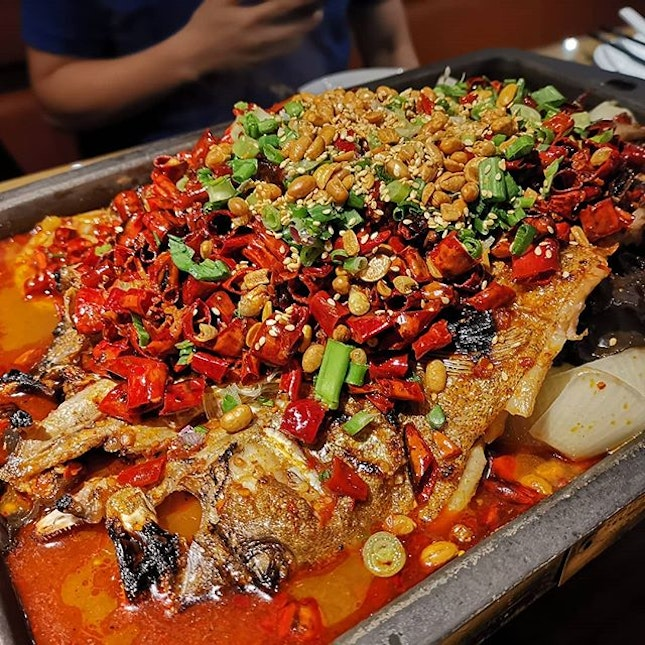 Finally tasted Riverside grilled fish.