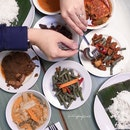 Nasi Padang for Two [$41.50]